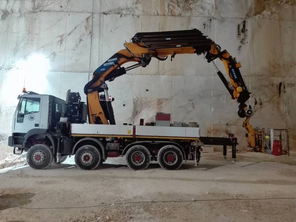 servizio di noleggio mezzi pesanti e dal lavoro
