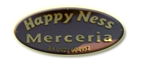MERCERIA HAPPY NESS - LOGO