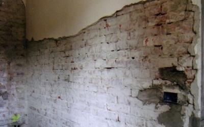 Lavori muro