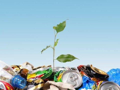 recupero di rifiuti riutilizzabili
