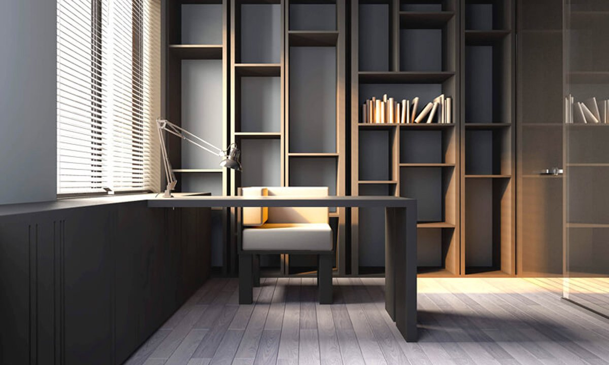 Box storage and office furniture