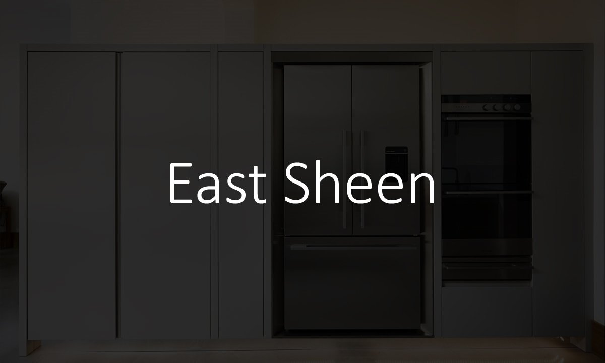 East Sheen range