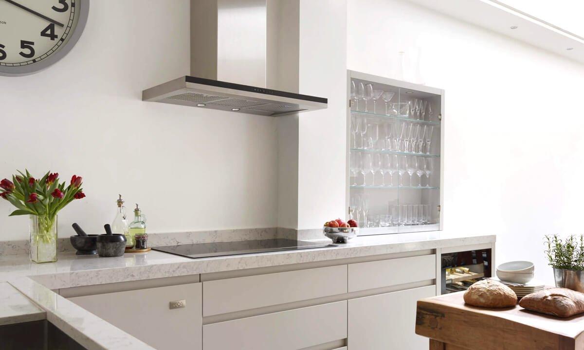 James Yeo kitchen installation