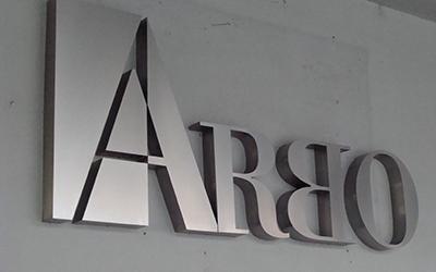 Insegna Arbo