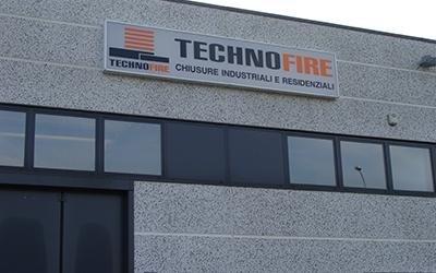 Insegna Technofire
