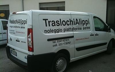 Furgone Alippi