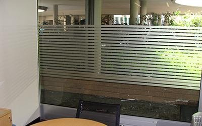 Vetrofanie per uffici Lecco