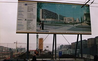 Realizzazione cartelli pubblicitari