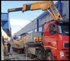macchinari pesanti