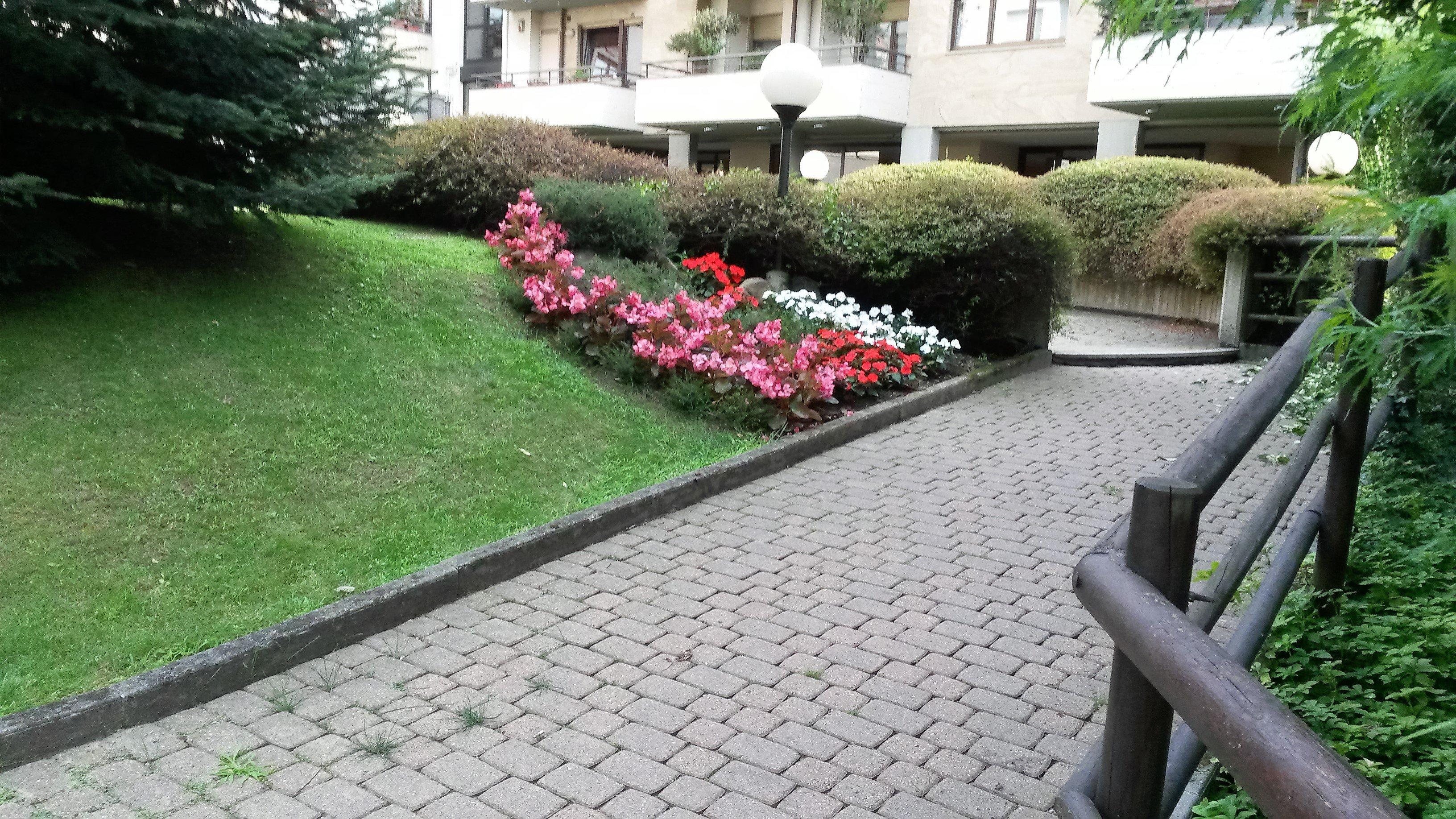 giardino curato