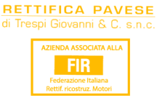 RETTIFICA PAVESE - LOGO