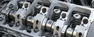Motore in revisione