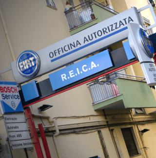 Officina autorizzata Fiat