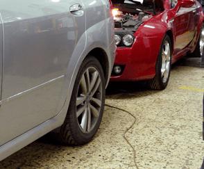 Gonfiaggio e controllo pneumatici