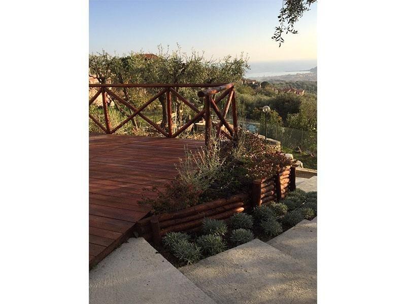 Steccato in legno2