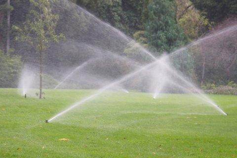 Impianti di irrigazione aree verdi