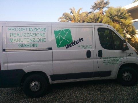 Camion Idea Verde