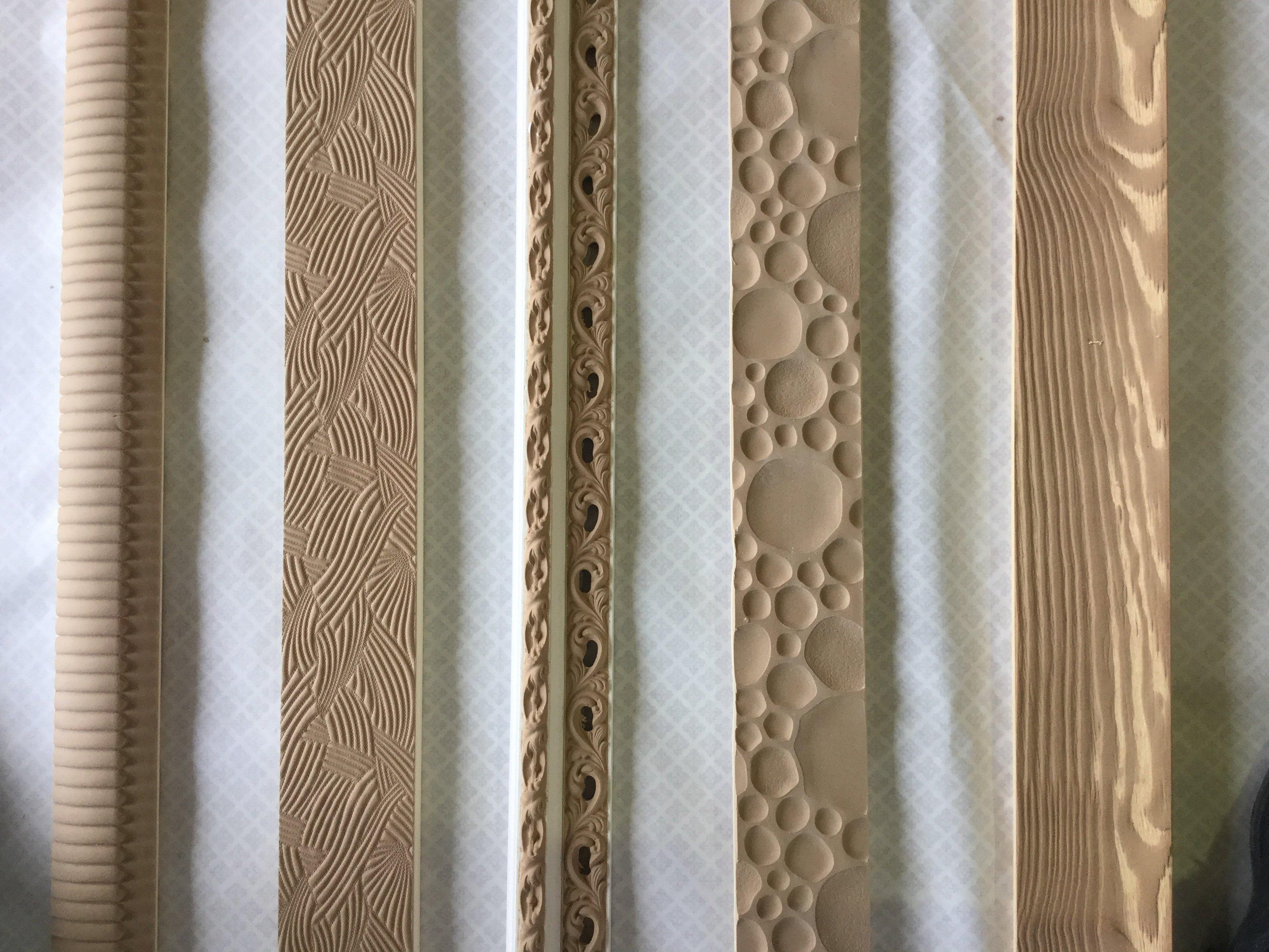cornici in legno a gruppi da quattro
