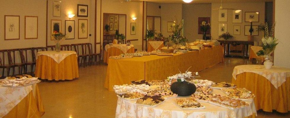 ristorante per cerimonia