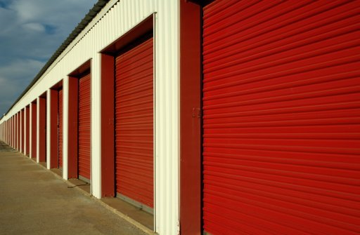 A Best Value Self Storage units