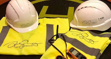 Surveyors uniform