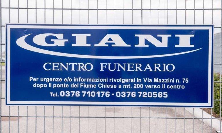 centro funerario Giani