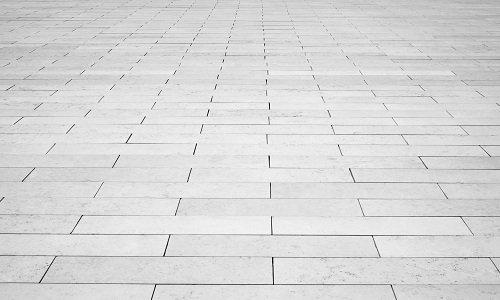 una  pavimentazione