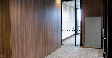 workspace interiors