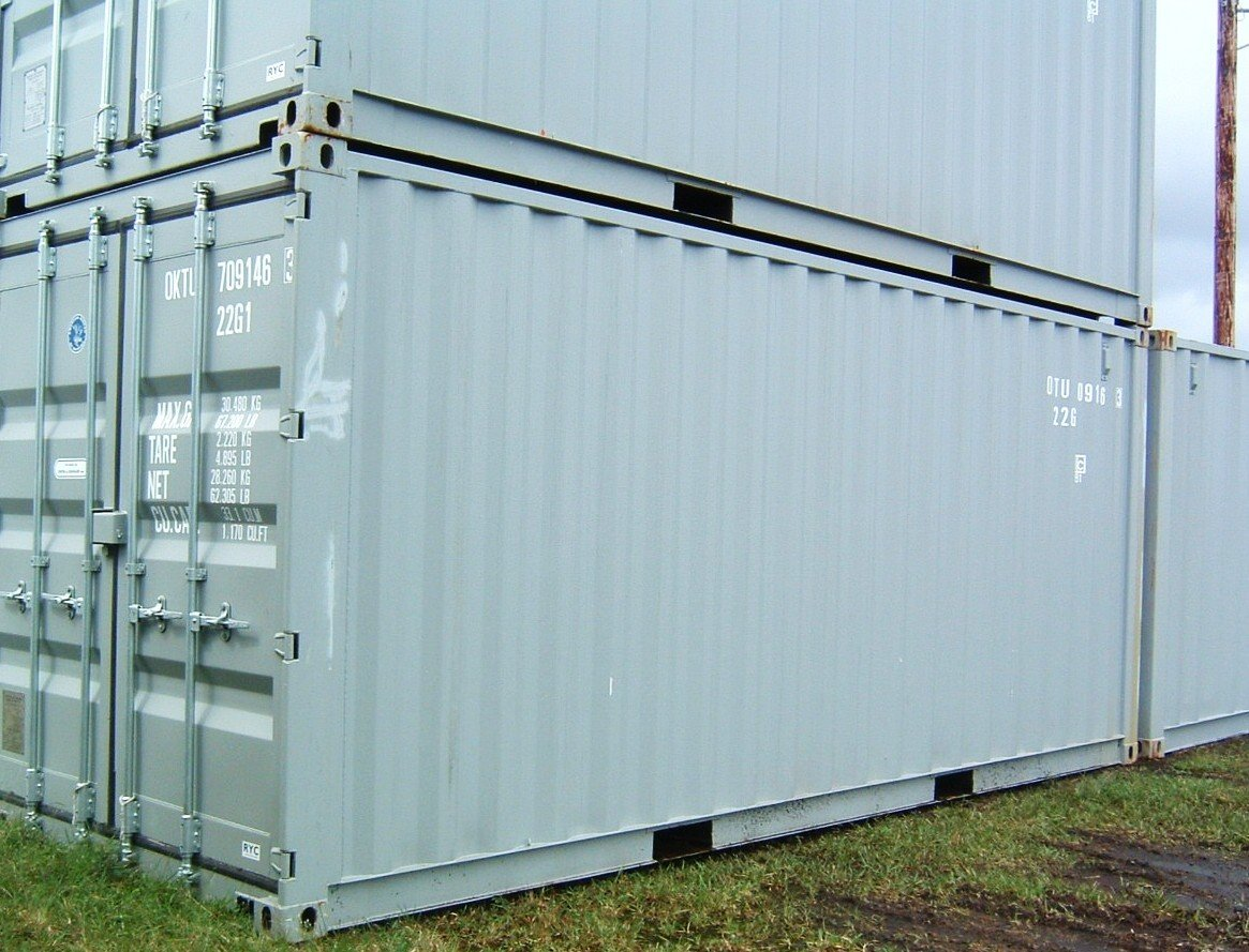 20' New Container on Big Island, Hawaii