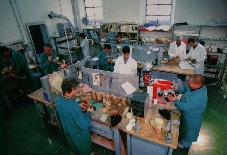 Laboratorio ortopedico