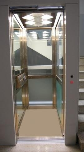 Cabina per ascensore