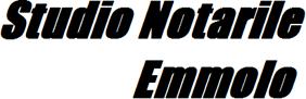Studio Notarile Emmolo - LOGO