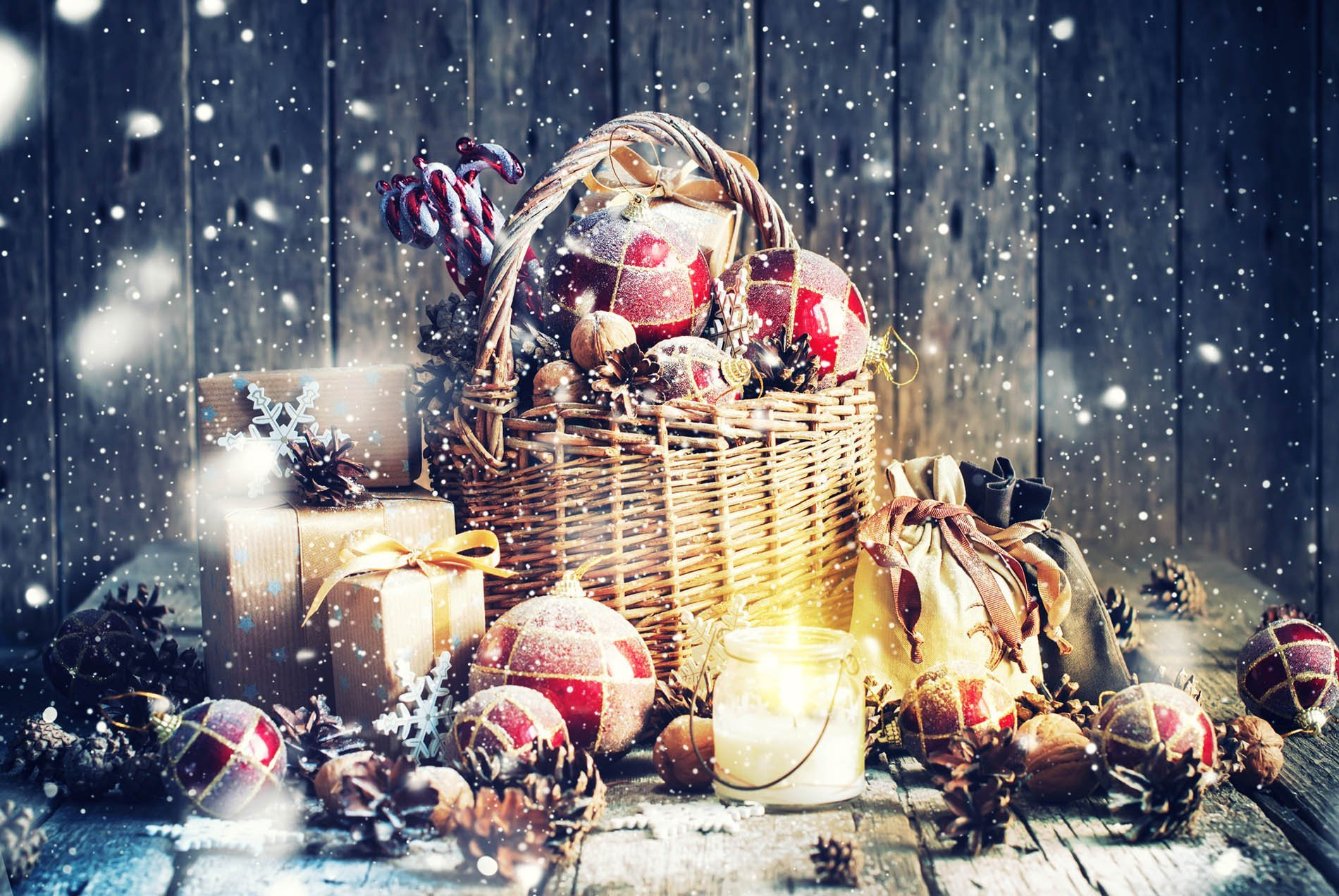 Cesti natalizi