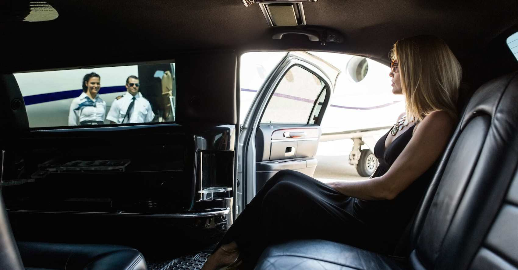 LAX limo service