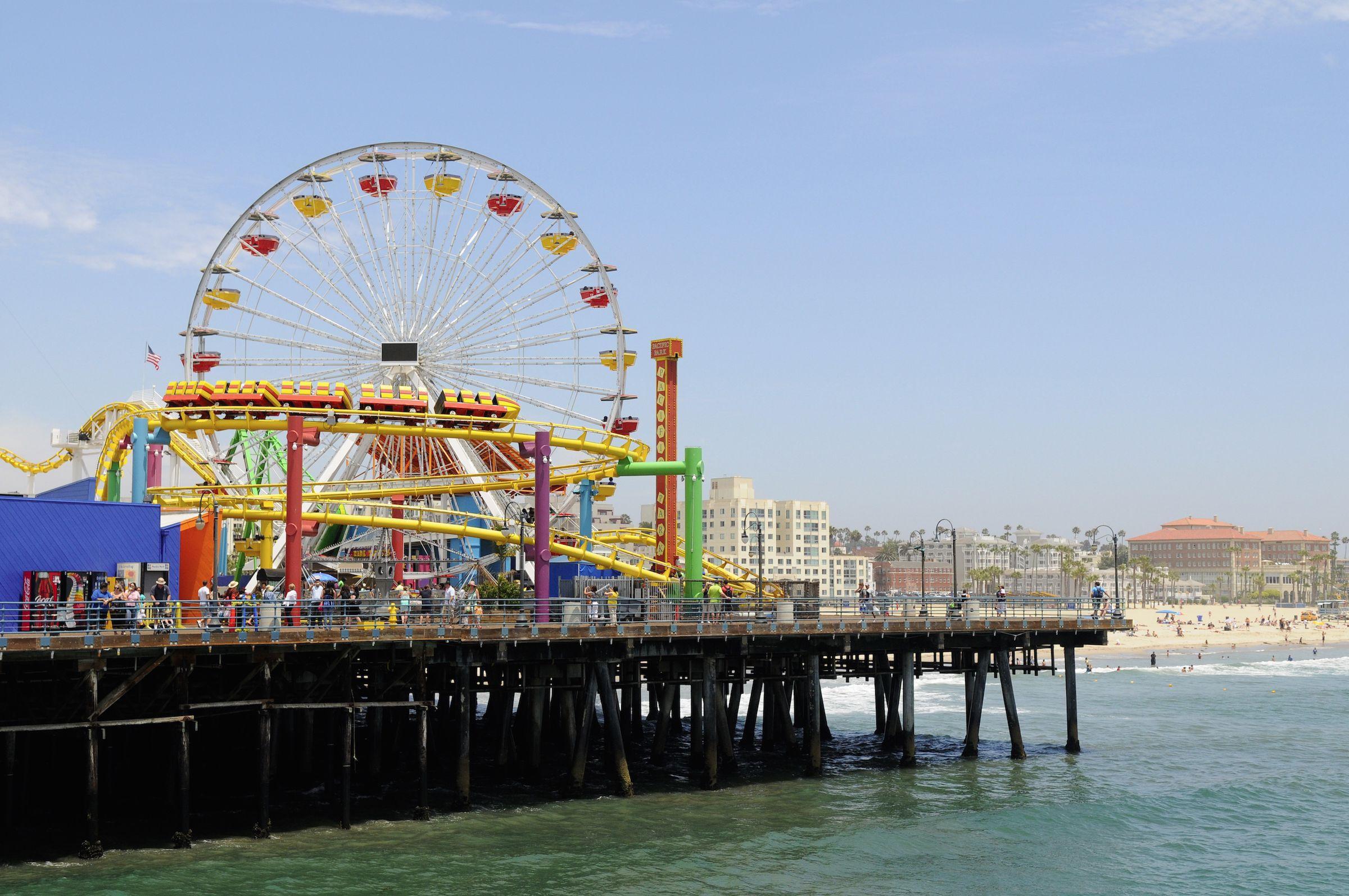 Santa Monica Limousine Tours