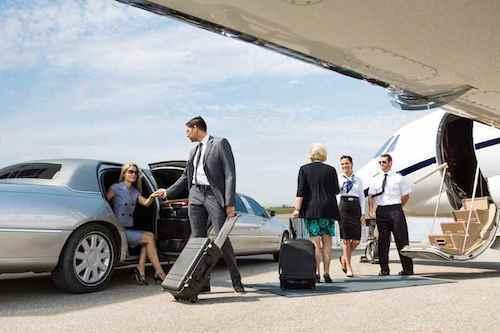 LAX luxury transportation