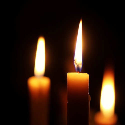candele accese