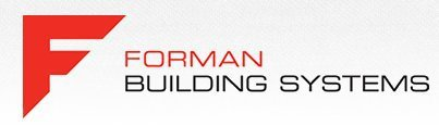 forman building system logo