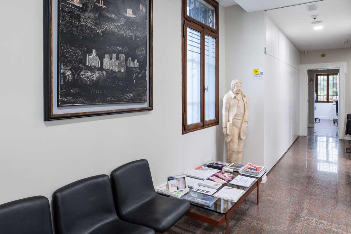 corridoio di poliambulatorio