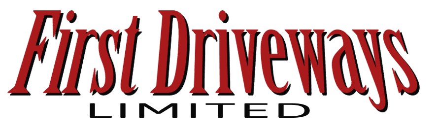 First Driveways LIMITED logo