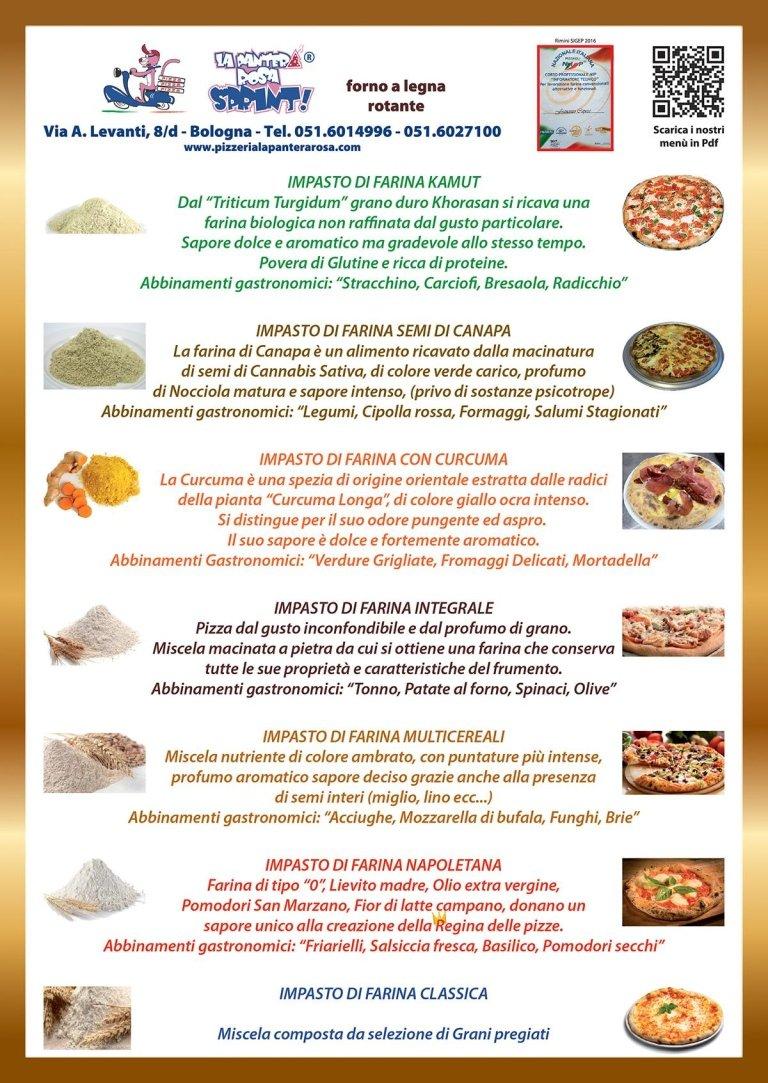 impasti pizza alternativi