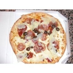 Pizza golosa