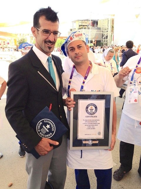 riconscimento guinness world record