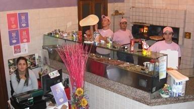 Pizzeria da asporto Bologna