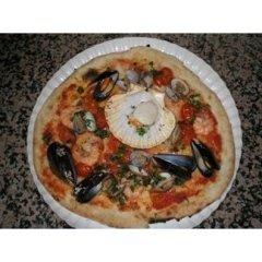 Pizza ai frutti di mare