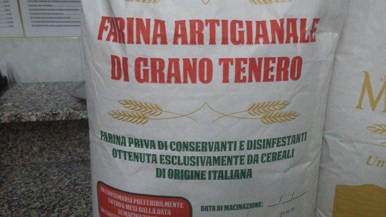 Farina artigianale