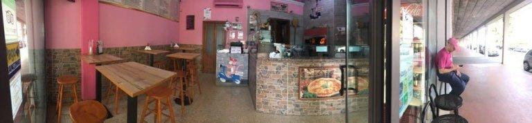 entrata bancone pizzeria