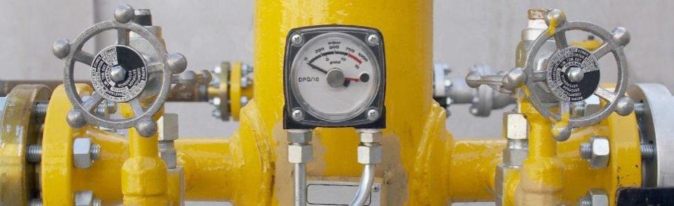 valvola per impianti di raffineria
