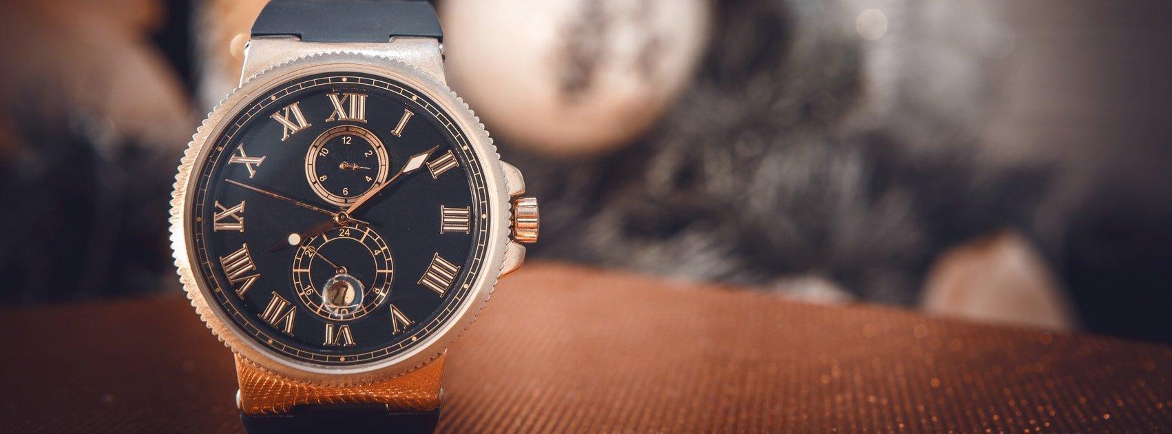 un cronografo