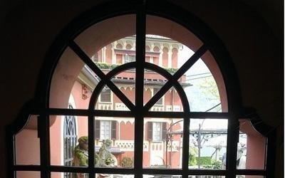 Griglia di ferro per finestra